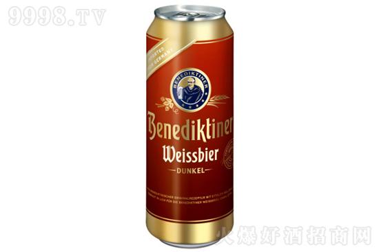 德国进口啤酒百帝王小麦黑啤酒500ml价格,多少钱?