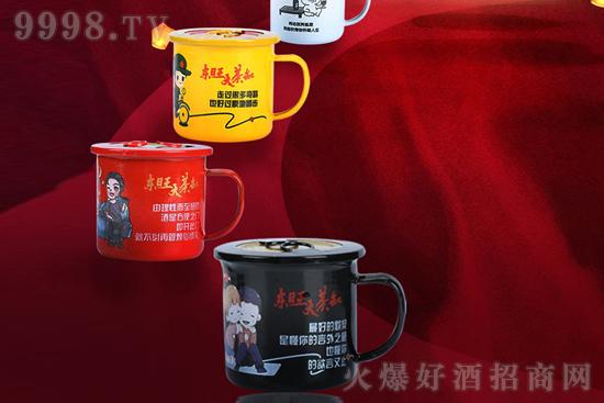 冬季养生正当时,东旺大茶缸人参酒,欢迎各地渠道商品鉴!