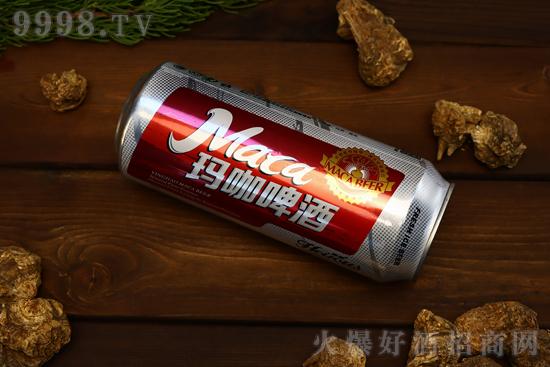 口感炸裂、市场火爆的英豪玛咖啤酒系列招商加盟啦!