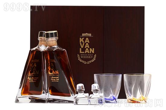 噶玛兰尊酿PX&Moscatel雪莉桶原酒单一麦芽威士忌对酒组500ml×2价格,多少钱?