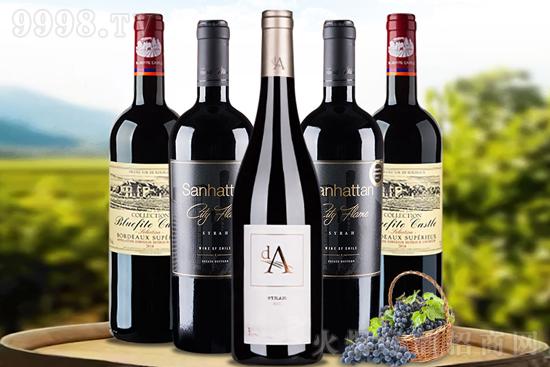 听说喝葡萄酒的人格调很高 | 选一款适合自己的红酒,品味自己的专属人生