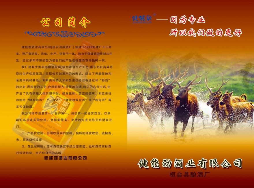 中国健能劲酒业国际集团有限公司