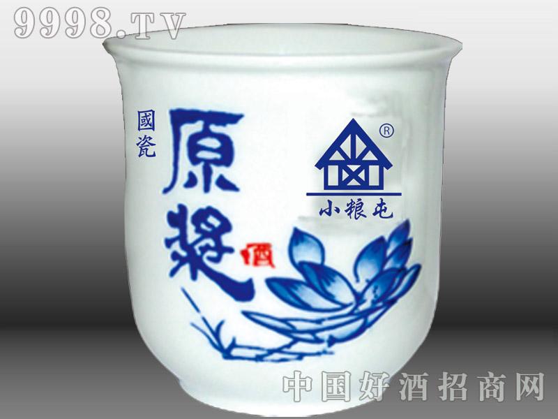 小粮屯国瓷原浆酒