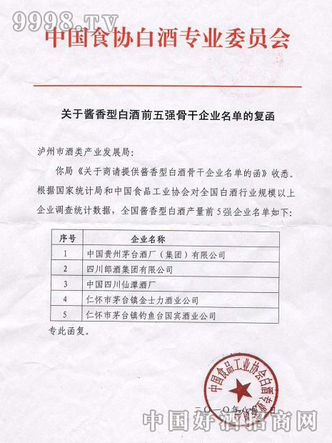 四川仙潭酒业集团有限责任公司