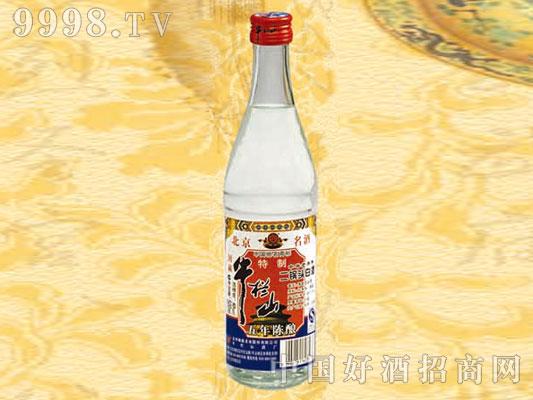 国藏牛栏山陈酿5