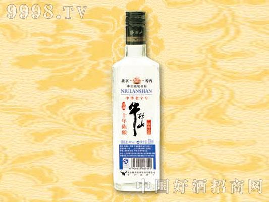 国藏牛栏山陈酿10