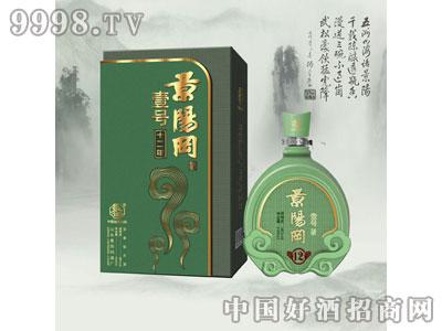 壹号12 38度440ml浓香型白酒