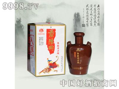 景阳冈特香酒52°500ml浓香型白酒