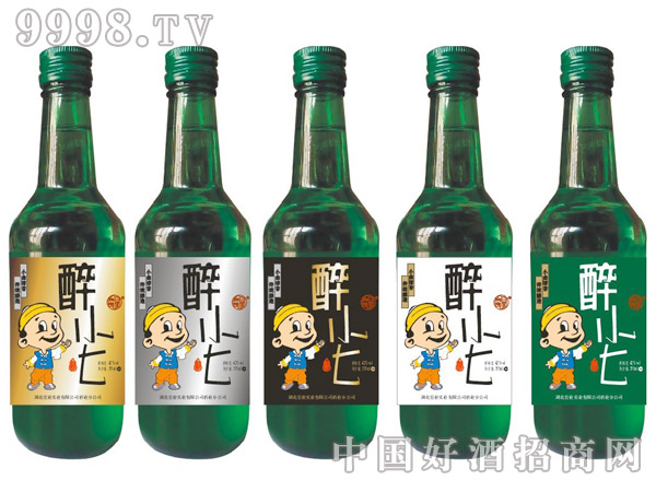 玉宇泉醉小七355ml*15瓶/箱