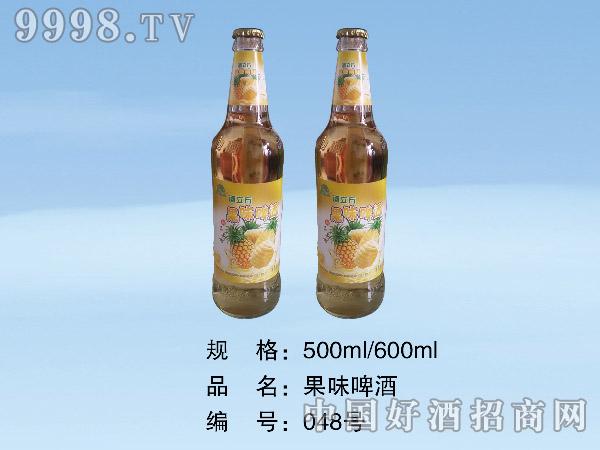 果味啤酒500ml、600ml