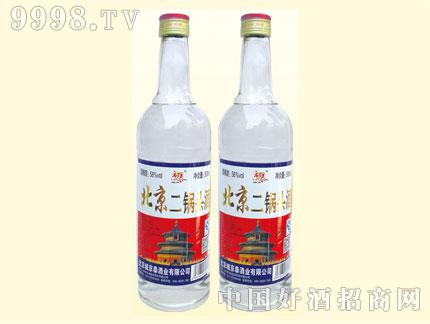 北京二锅头酒大白(天坛)