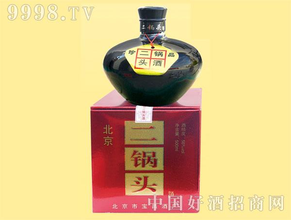 北京二锅头-珍品(折光)