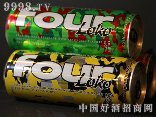 四洛克啤酒怎么样,断片饮料Four Loko介绍