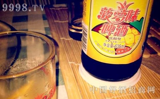 菠萝啤含酒精吗,喝菠萝啤算不算酒驾