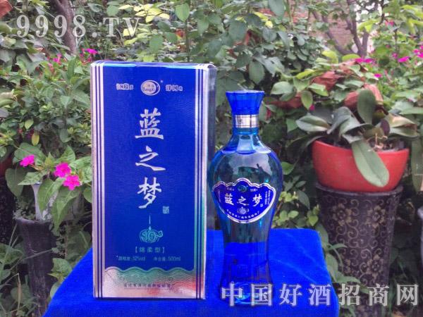 江苏洋河蓝之梦酒