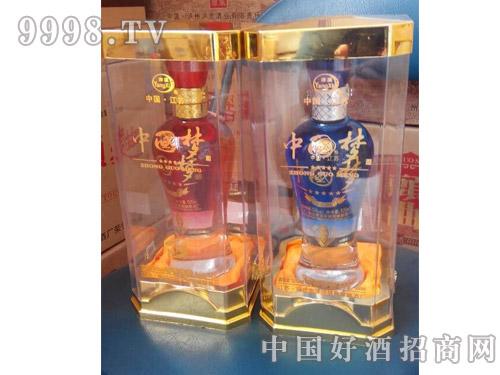 江苏洋河中国梦酒-水晶盒