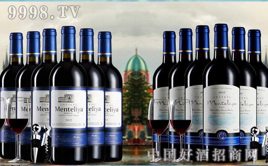 海德干红葡萄酒