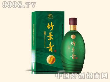 精酿竹叶青酒