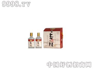 十年陈酿杏花村43%vol