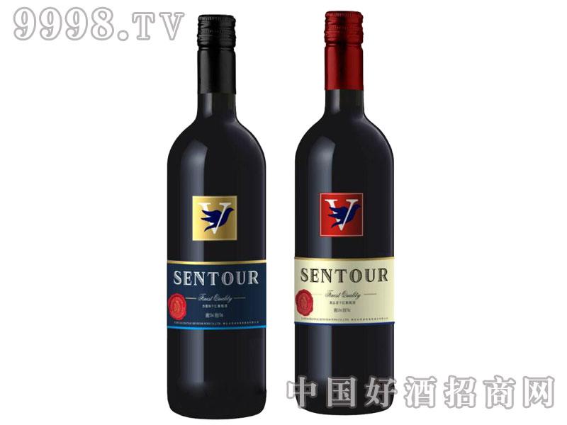 圣图酒堡黑品诺干红葡萄酒