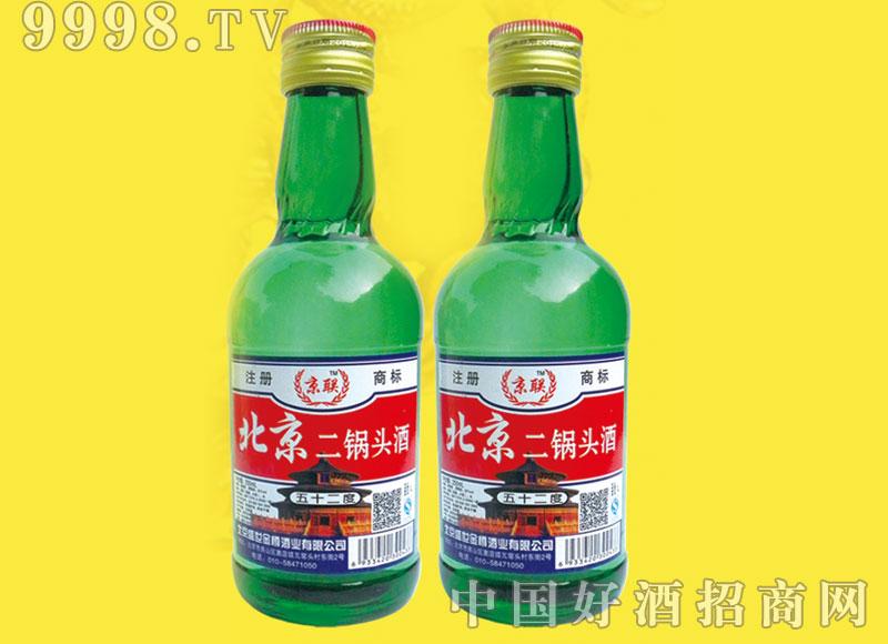 北京二锅头酒52度250ml