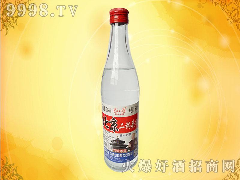 大白北京二锅头酒500mlX12瓶