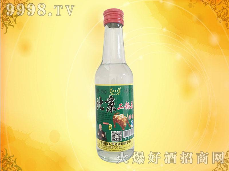 北京二锅头陈酿酒260mlX20瓶