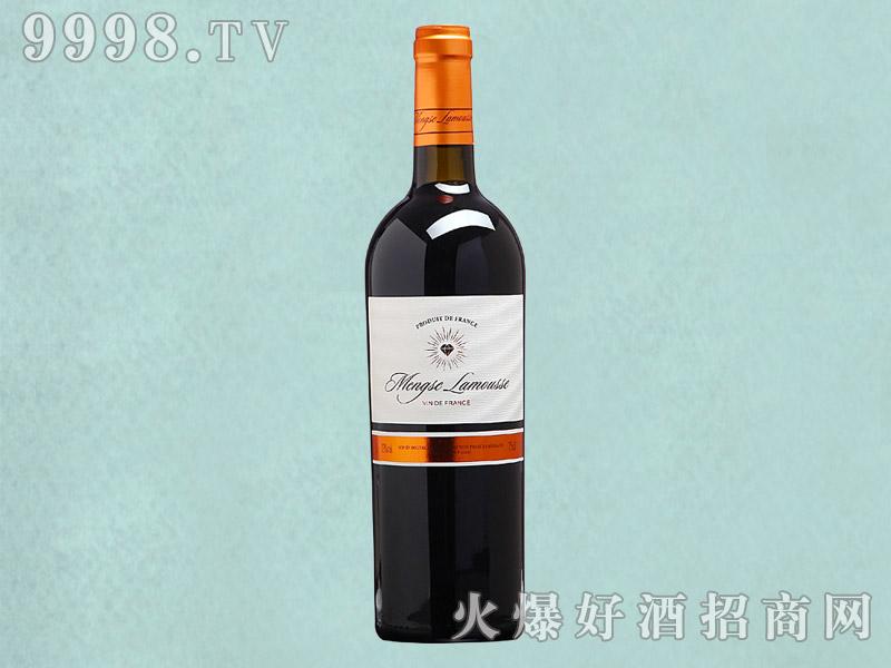 孟石-拉幕斯干红葡萄酒(黄钻)