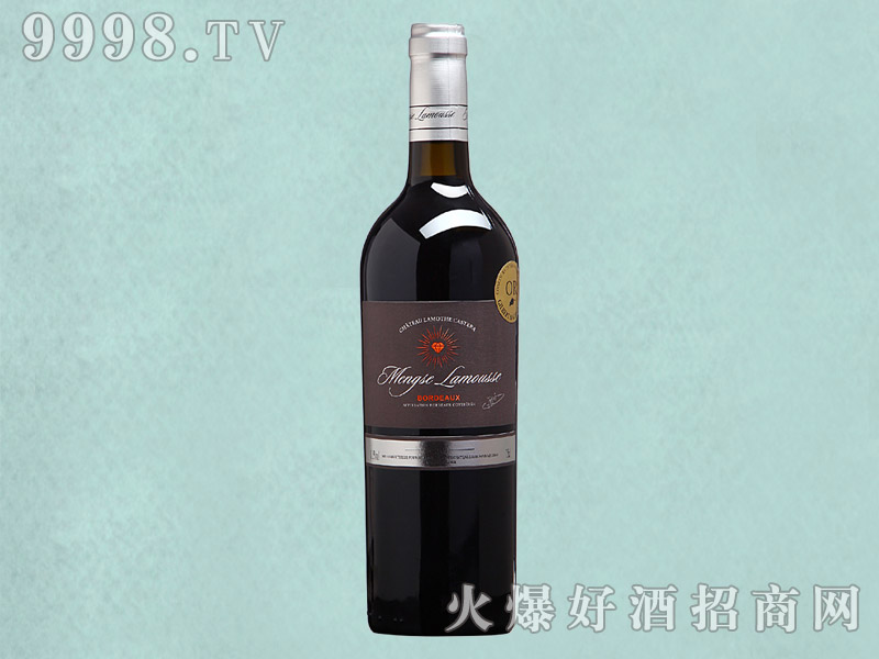 孟石-拉幕斯干红葡萄酒(白钻)