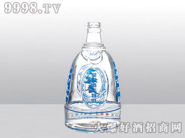 大运发高白料玻璃瓶珍酿YT-004-500ml