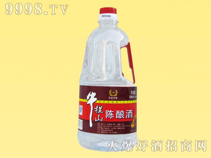 牛程山陈酿酒42度2L