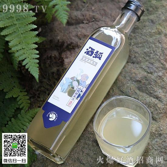 酒狐手工米酒价格,酒狐手工米酒多少钱一瓶