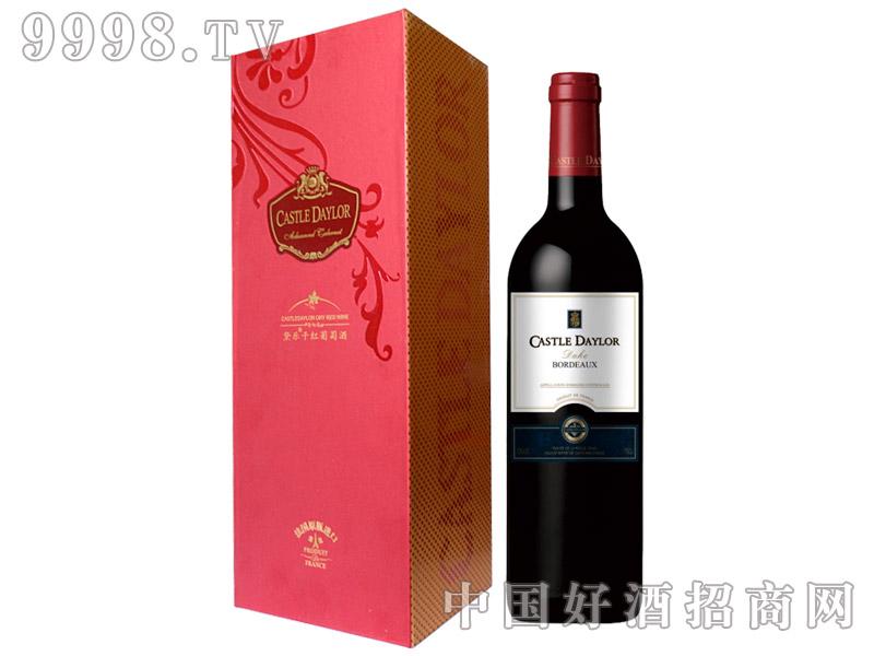 卡斯特黛乐公爵干红葡萄酒