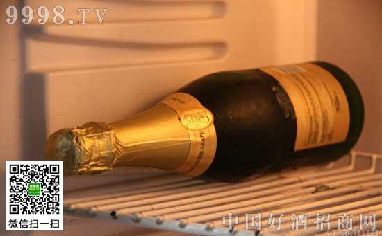 葡萄酒储酒温度与侍酒温度