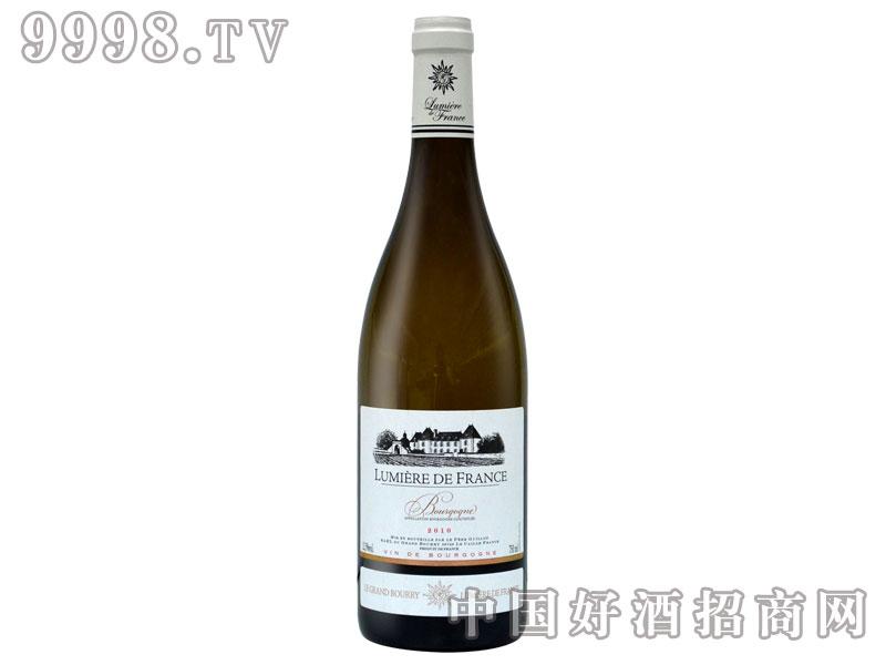 法国之光・勃艮第干白葡萄酒