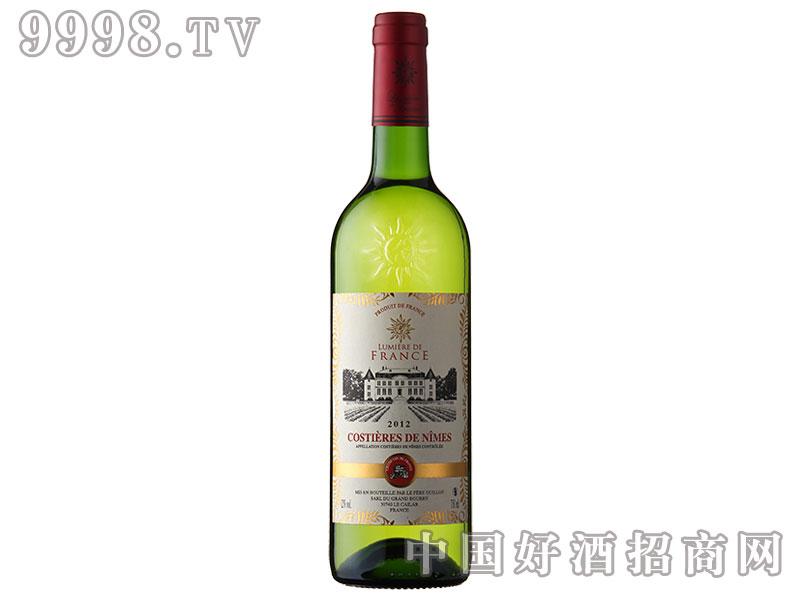 法国之光・特酿干白葡萄酒
