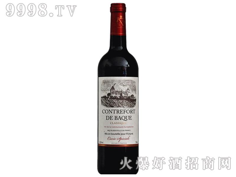 贝科古堡干红葡萄酒
