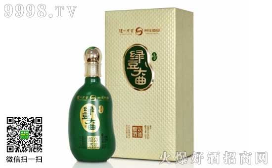 泸州老窖绿豆大曲酒怎么样,泸州老窖绿豆大曲酒介绍