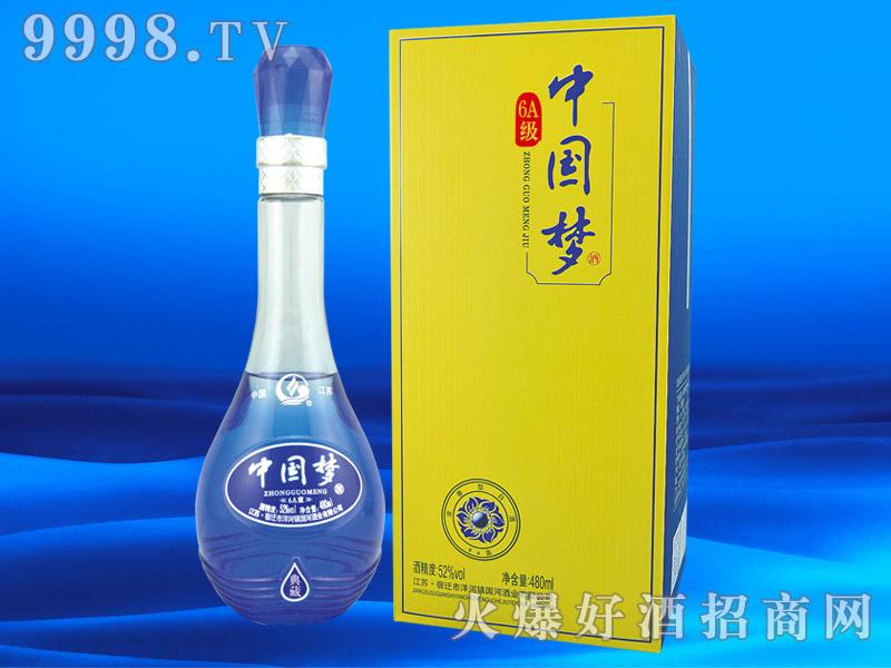 中国梦酒6A典藏42度
