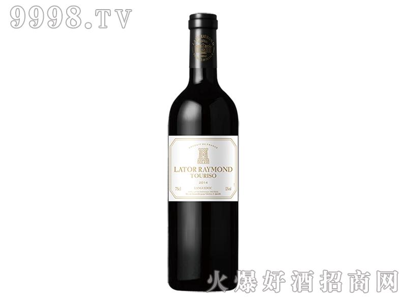 拉图雷蒙城堡・图瑞泽干红葡萄酒