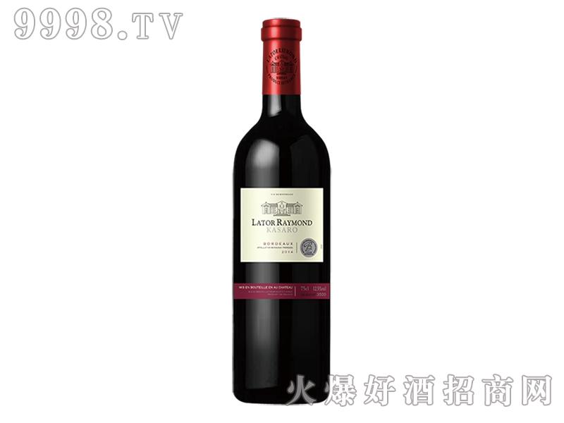 拉图雷蒙城堡・卡萨富干红葡萄酒