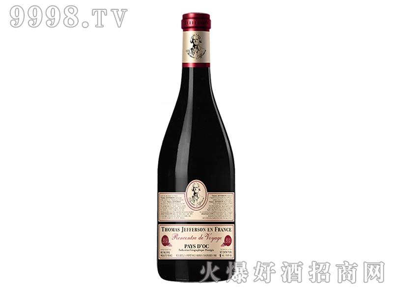 杰斐逊干红葡萄酒
