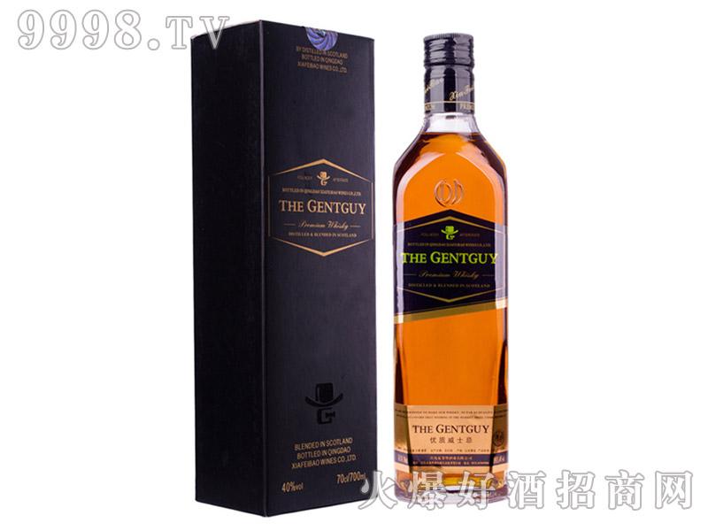 甄爱威士忌礼盒装700ml