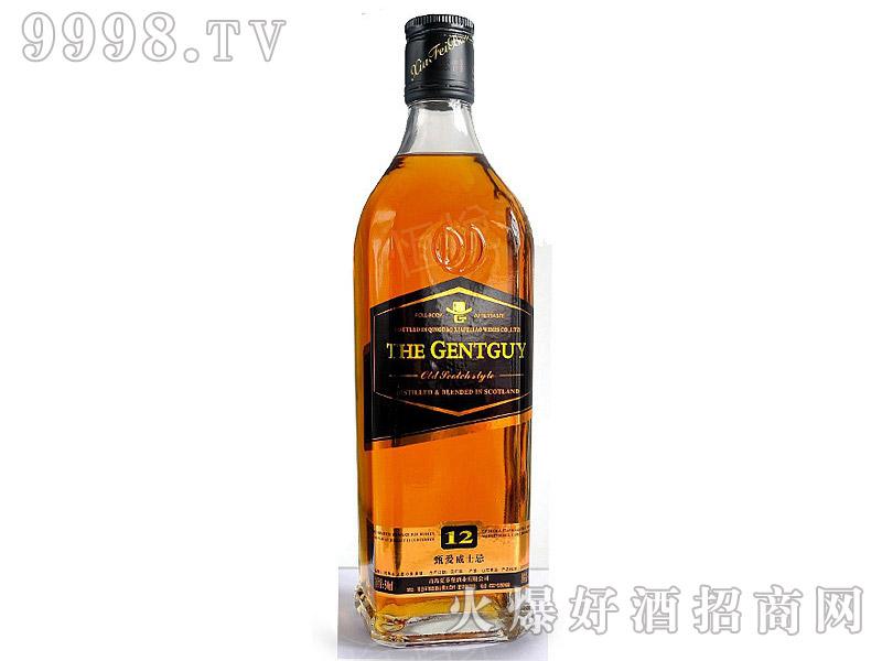 甄爱威士忌12
