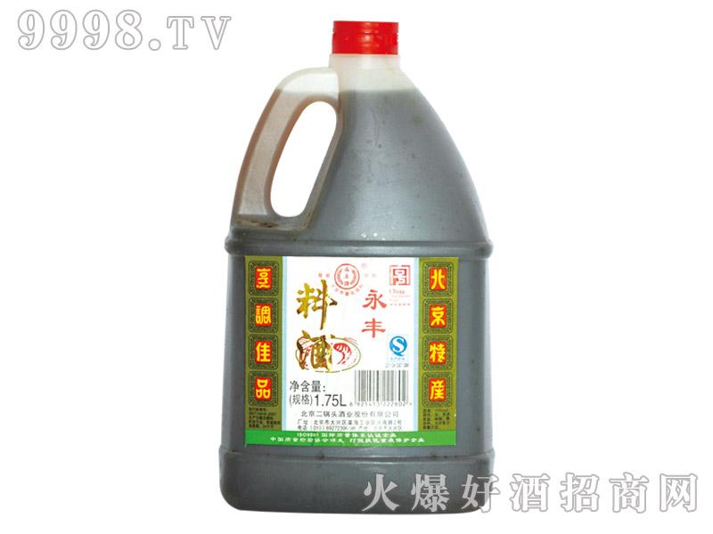 永丰料酒桶装1.75L