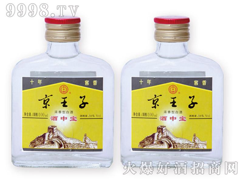 京王子酒中宝酒38度100ml
