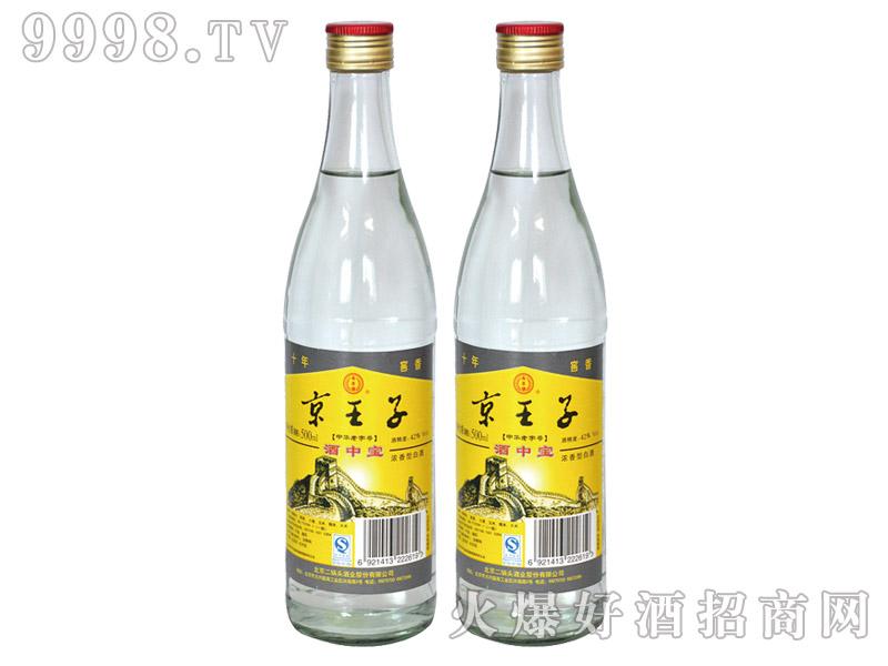 京王子酒中宝酒42度500ml