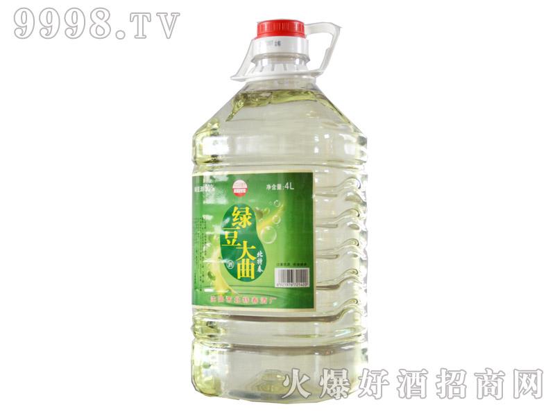 北特春绿豆大曲酒4L
