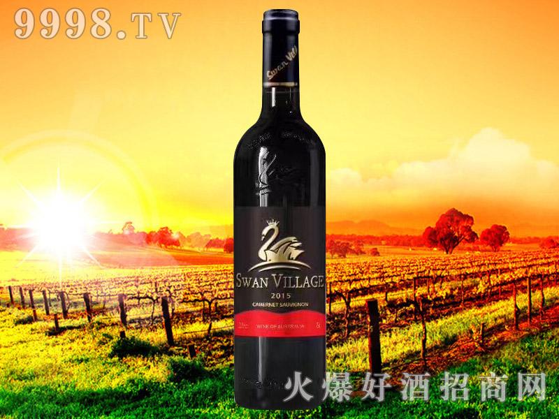 西澳天鹅干红葡萄酒