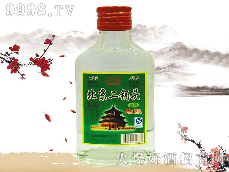 京坤北京二锅头陈酿酒100ml